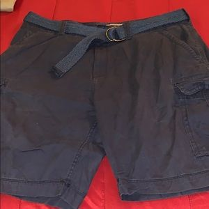 Other - Men's Blue cargo shorts